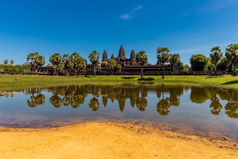Angkor Wat   Angkor Wat, Cambodia by Robert Metz
