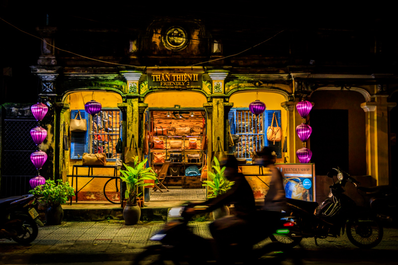 The Friendly Leather Bag Shop | Hội An, Vietnam by Robert Metz