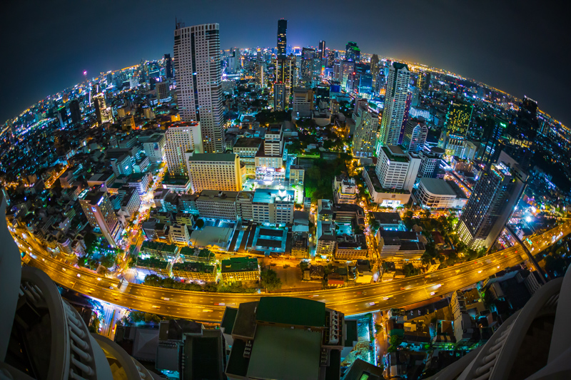 Planet Bangkok | Bangkok, Thailand by Robert Metz