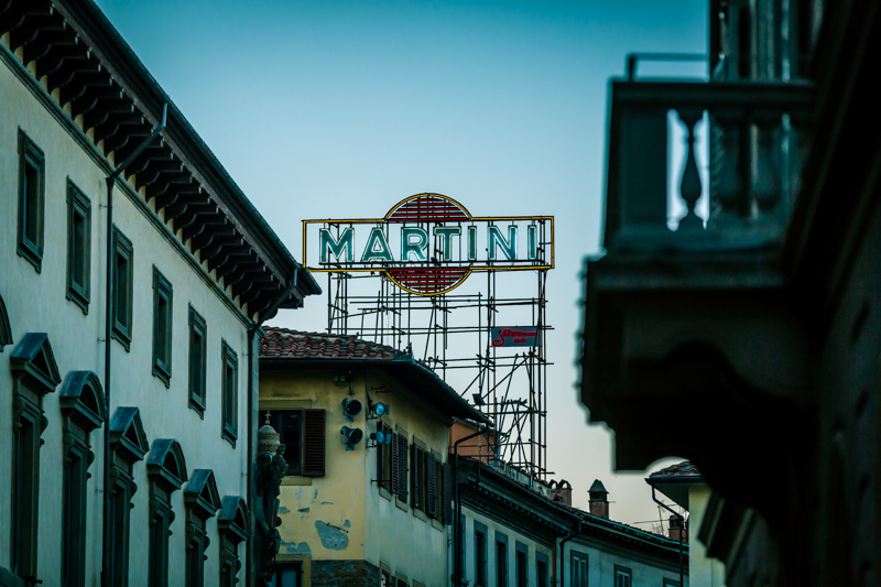 Martini | Florence, Italy by Robert Metz