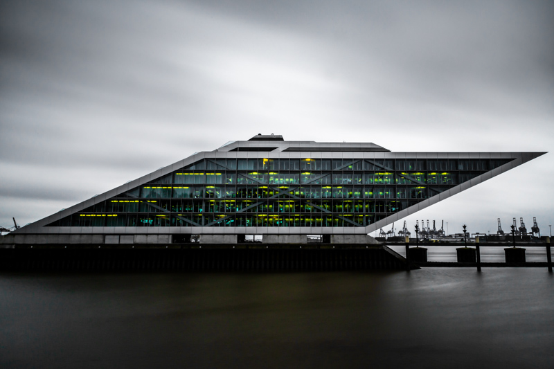 Dockland | Hamburg, Germany by Robert Metz