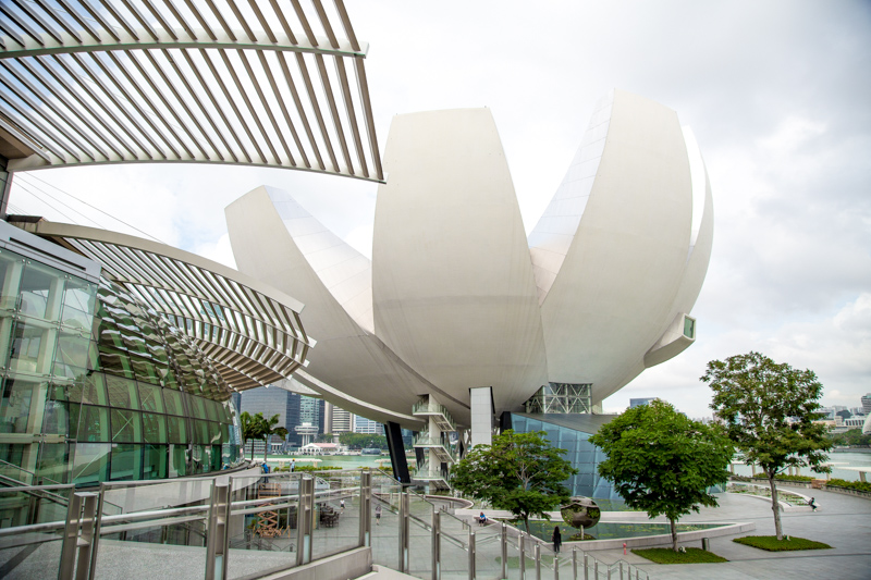 Art Science Museum | Singapore, Singapore by Robert Metz