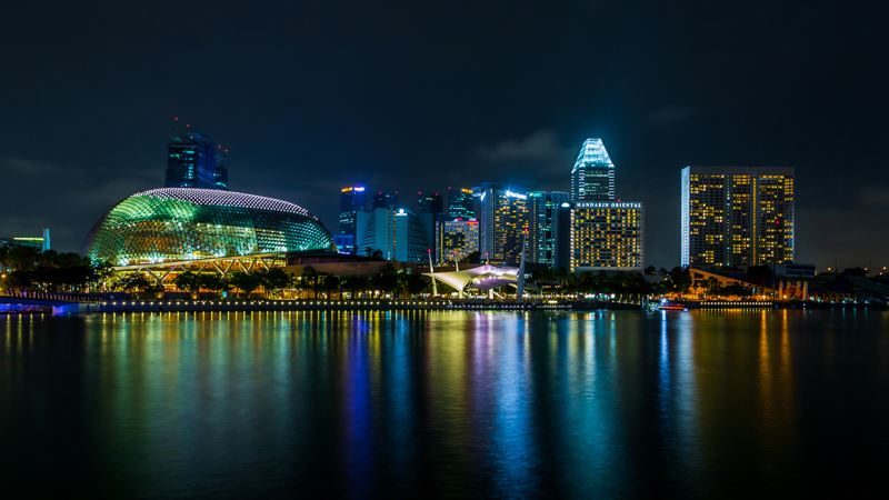 On the Bay | Singapore, Singapore by Robert Metz