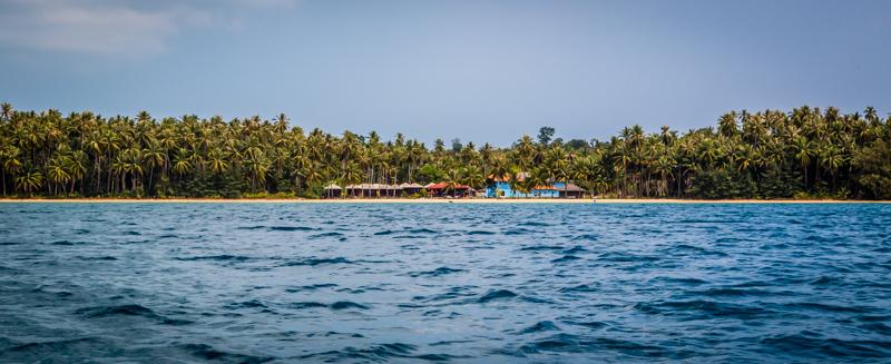Palm Island   Ko Mak, Thailand by Robert Metz